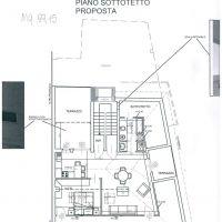 Attico/2 locali/3 locali - Novara(NO)
